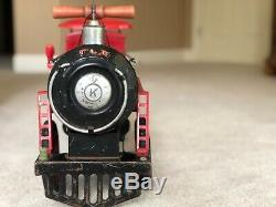 Vintage Keystone 6400 RR Ride-on Train Locomotive 1920s 1930s