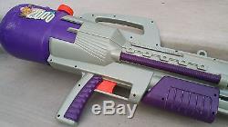 Vintage Larami 1996 Super Soaker CPS-2000 Constant Pressure Water Gun WORKS