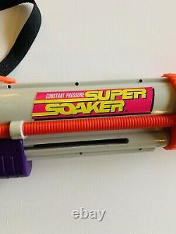 Vintage Larami Constant Pressure Super Soaker CPS 2500 with Strap 1997