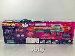 Vintage Larami Super Soaker CPS 2500 Water Blaster 1997 Brand New NOS