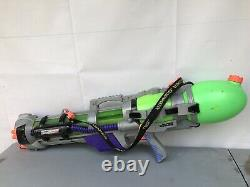 Vintage Larami Super Soaker Monster Water Gun 1999 Tested & Works 9982-0 VTG