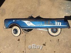 Vintage MTD Sportster Pedal Car