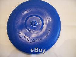 Vintage Mars Platter blue frisbee Premier Products