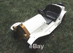 Vintage Marx Electric Pedal Car
