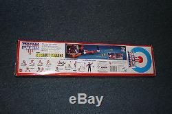 Vintage Mattel American Gladiators Foam Ball Official Assault Cannon 1991 (2578)