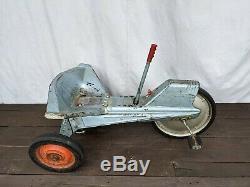 Vintage Mattel X-15 Trike Tricycle Bike Big Wheel Pedal Car Chicagoland Pick Up