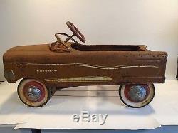 Vintage Murray Camaro Pedal Car 1960s Chevy Chevrolet