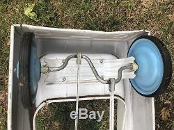 Vintage Murray Dolphin Pedal Car Boat