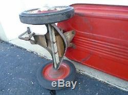 Vintage Murray Mercury Coaster Wagon 1940s