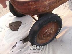 Vintage Murray Mercury Coaster Wagon Streamline Art Deco LOCAL PICKUP ONLY