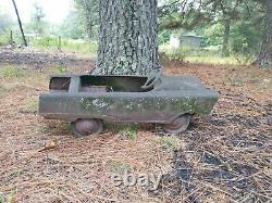 Vintage Murray Pedal Car