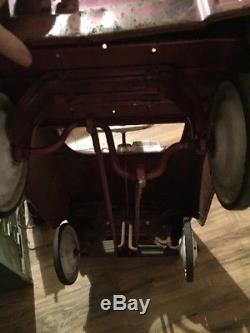 Vintage Murray Pedal Car 1962 Radio Sports Car