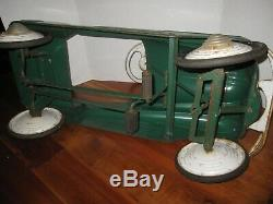 Vintage Murray Pedal Car Dipside All Original in Great Condition, Pontiac model