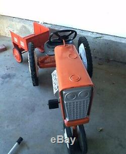 Vintage Murray Pedal Tractor and Payload