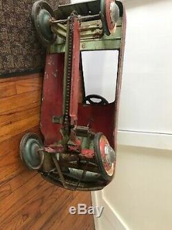 Vintage Murray Ranchero Chain Drive Pedal Car