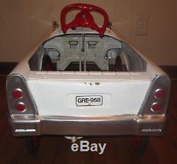 Vintage Murray Speedway 500 Pace Car Antique Pedal Toy Car