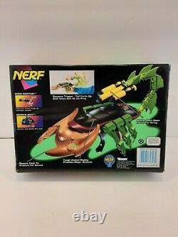 Vintage Nerf Max Force WhipTail Scorpion Rare CIB New Sealed Free Ship