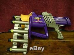 Vintage Nerf gun lot