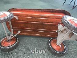 Vintage Original Deluxe Murray Coaster Wagon-Pick up