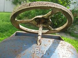 Vintage Original Garton Mark V Pedal Car