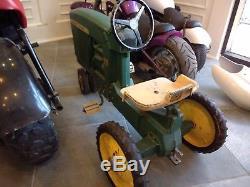 Vintage Original John Deere 20 Pedal Tractor Model D-65