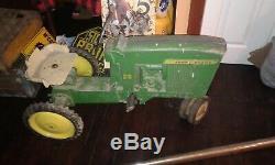 Vintage Original John Deere Pedal Tractor ERTL D-65
