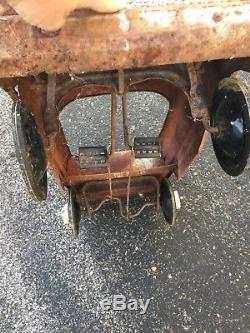 Vintage Pedal Car AMF