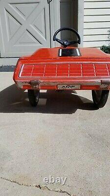 Vintage Pedal Car AMF PROBE X