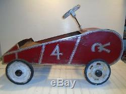 Vintage Pedal Car Gotham TV Show Prop