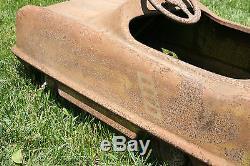 Vintage Pedal Car Kidillac Cadillac