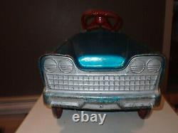 Vintage Pedal Car Murray Flat Face Sears Dragster