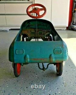 Vintage Pedal Car Murray Western Flyer from 1940-50's AWESOME All Original