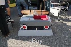 Vintage Pedal Car Surfers Special