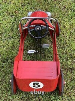 Vintage Pedal Car all metal