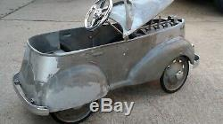 Vintage Pedal Car by Gendron 1940 skippy