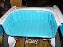 Vintage Pedal chevy car