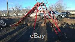Vintage Playground Slide Trojan Slide 16 ft L x 10ft H Playground Equipment