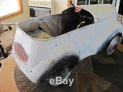 Vintage Rare 1930's Pedal Car