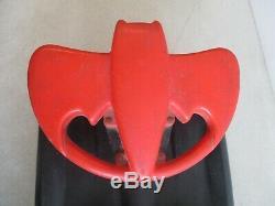 Vintage Rare 1966 Marx Toys Ride On Toy Batman Batmobile