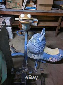 Vintage Rare McDonaldland 4 Seat Teeter Totter See Saw McDonald's Playground