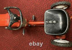 Vintage Rare Original 1960 Murray Child's Pedal Tractor