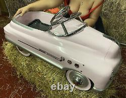 Vintage Repro 1950s Super Sport Comet Pedal Car