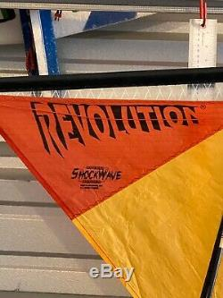 Vintage Revolution Shockwave Quad Line Kite