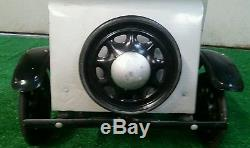 Vintage Rolls Royce Rare Pedal Car Art Deco SHIPPING INCLUDED