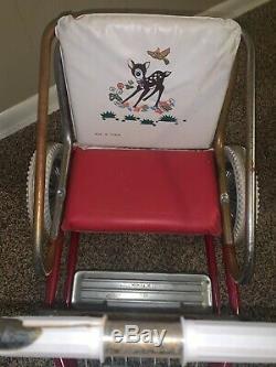 Vintage Sanfa 2 Seat Deluxe Tricycle Original