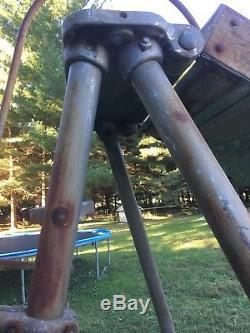 Vintage School Playground Slide American Brand! 12 Slide Stainless Steel