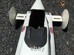 Vintage Soap Box Derby Car