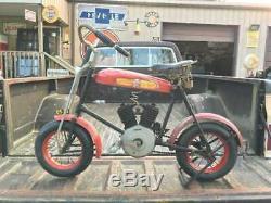 Vintage Speed-o-byke