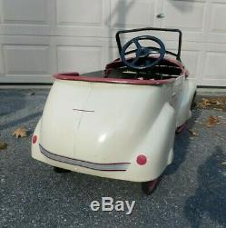 Vintage Steelcraft Murray Restored Pedal Car