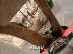 Vintage Steelcraft Pressed steel Pedal Car Pedal Airplane
